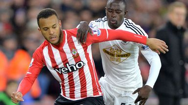 Ryan Bertrand: Impressive season with Southampton