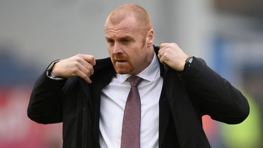Sean Dyche: Claims Barnes tackle was an accident