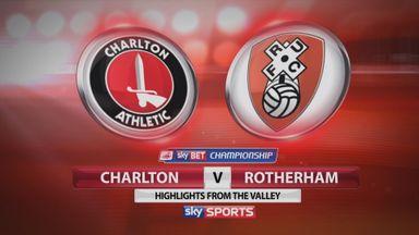 Charlton 1-1 Rotherham