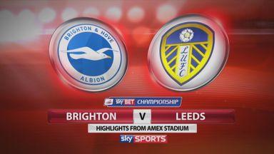 Brighton 2-0 Leeds