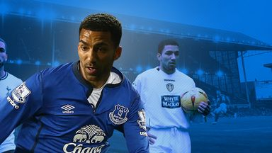 Aaron Lennon: Out to impress at Everton