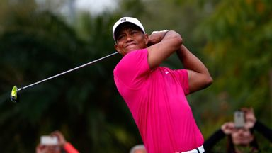 Tiger Woods: Has not played since pulling out at Torrey Pines