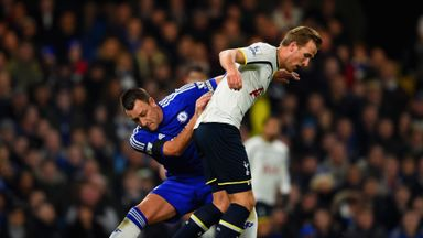 John Terry could miss Sunday's trip to White Hart Lane