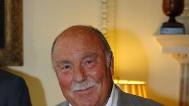 Jimmy Greaves: Suffered stroke on Sunday