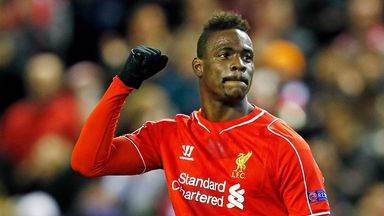 Mario Balotelli: Set to stay at Liverpool next season