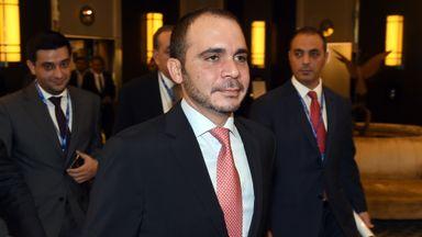 Prince Ali Bin Al Hussein: Sepp Blatter's sole rival in FIFA's presidential election