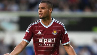 Winston Reid: Ruled out of international by hamstring injury