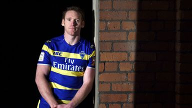 Joel Monaghan: Skippers Warrington after recovering from a hamstring injury
