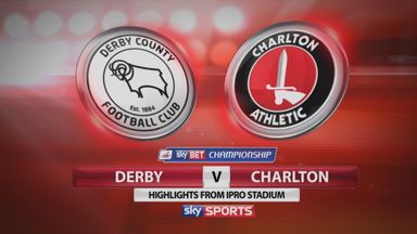 Derby 2-0 Charlton