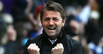 Tim Sherwood: Hopes to celebrate a cup win on Saturday
