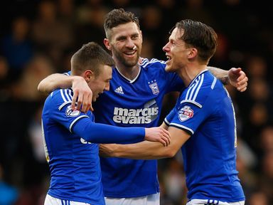 Daryl Murphy bagged two more goals for Ipswich