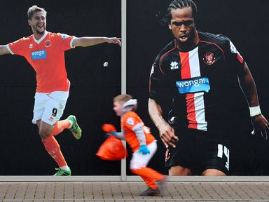 Blackpool v Huddersfield was called off