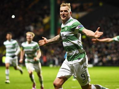 Celtic's John Guidetti has been charged by the SFA