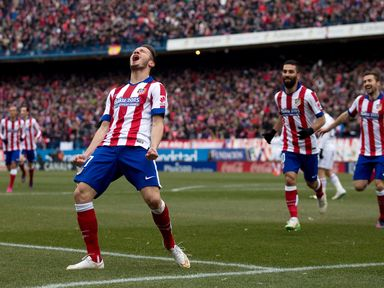Saul Niguez: New deal with Atletico