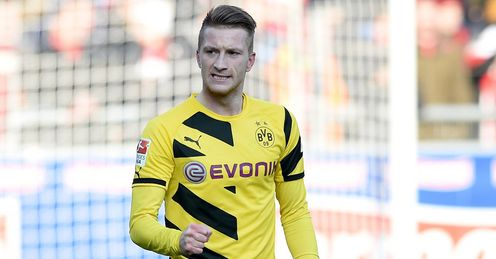 Marco Reus: Keen to stay at Dortmund