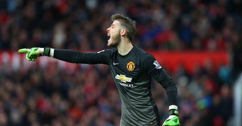 David de Gea: The goalkeeper enjoying the best period of his career