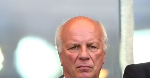 Greg Dyke: FA chairman does not think Sepp Blatter will last his full term