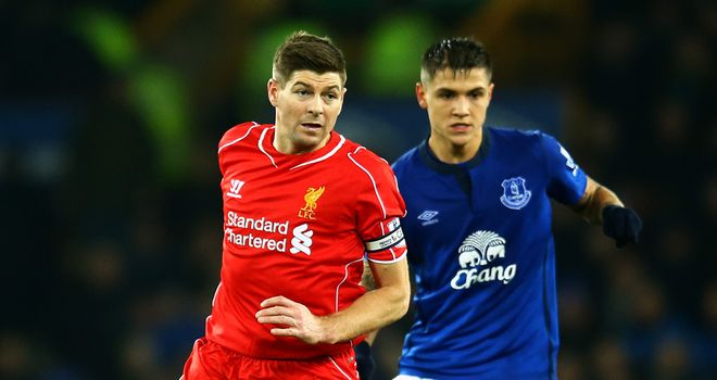 Steven Gerrard: Couldn't inspire Liverpool to victory