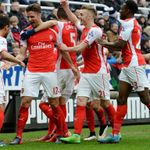 Arsenal: Backed for another win this weekend