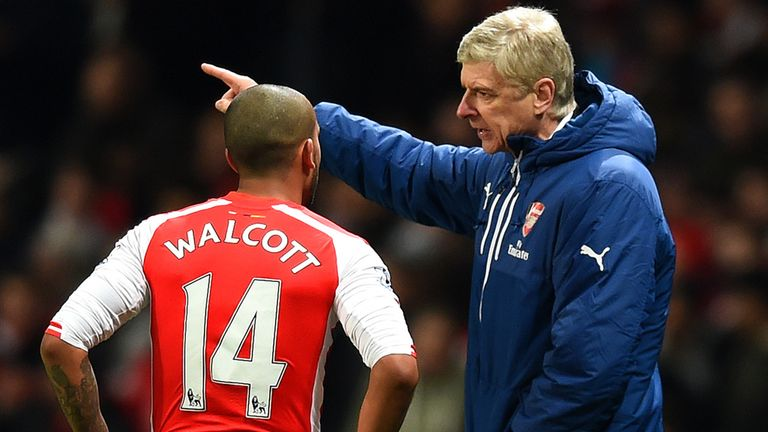 The FOUR things wrong with Theo Walcott