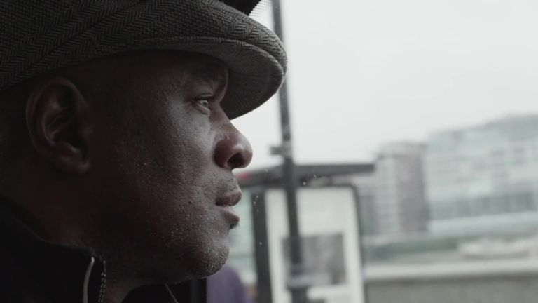 Paul Canoville gives a first-person account of his life's battles for Mental Health Awareness Week