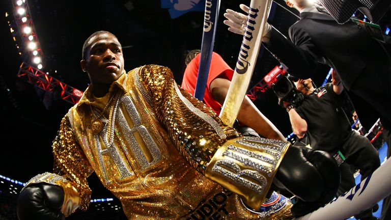 Adrien Broner has courted controversy in the past