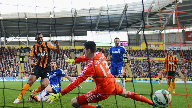 Chelsea managed to beat Hull but have not been at their best for a while