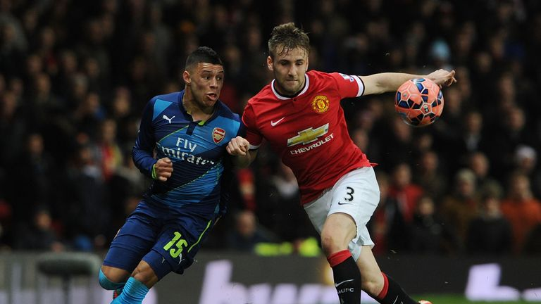 Luke Shaw: Must adapt to life at a big club like Manchester United