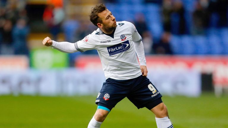 Adam Le Fondre: Equaliser for Bolton
