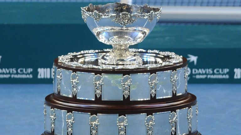 Tsonga and Kyrgios level for France, Australia in Davis Cup