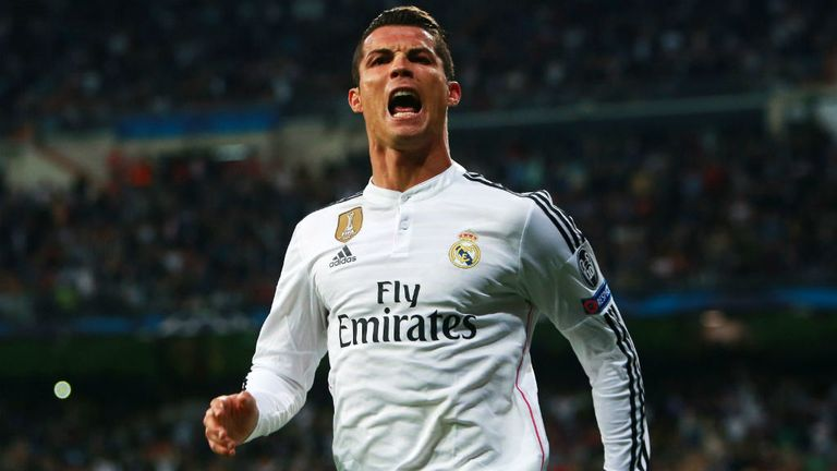 Cristiano Ronaldo has scored 75 Champions League goals in his career to date