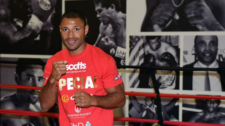 Kell Brook: Unproven on world stage, says Khan