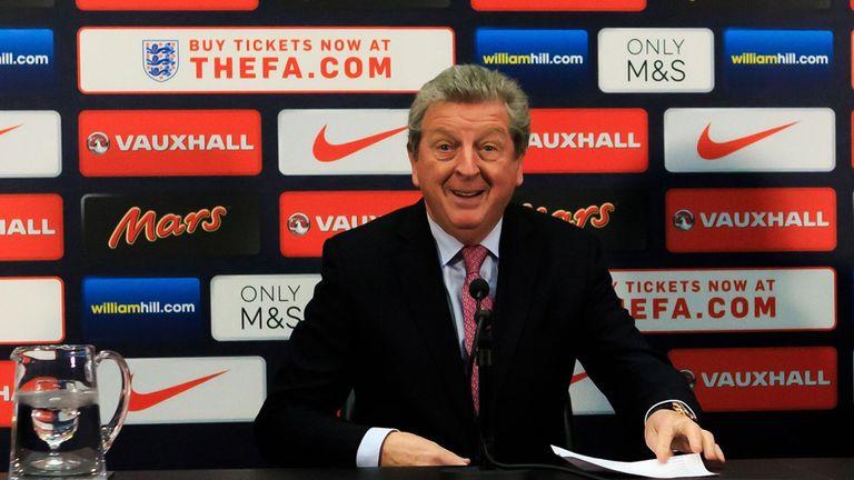 FA boss Greg Dyke planning Roy Hodgson England extension ...