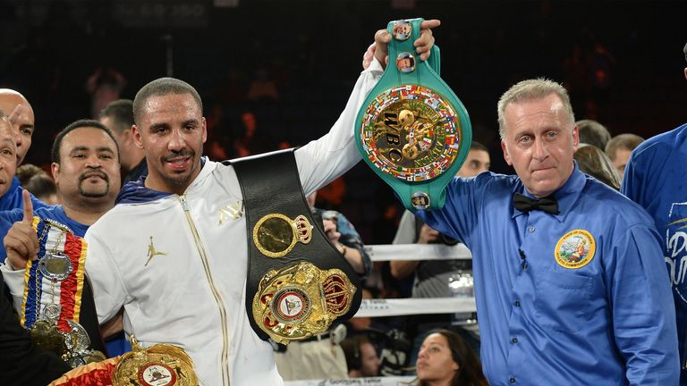 Andre Ward: Is the classiest boxer alive, says Jim Watt