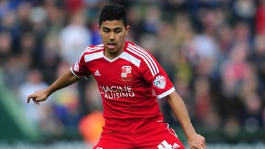Massimo Luongo: Concentrating on Swindon fortunes