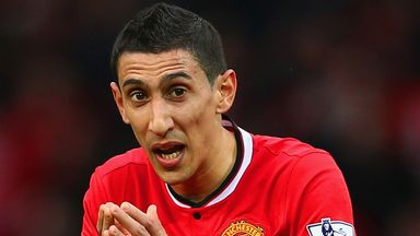 PSG are hoping to complete the signing of Manchester United's Angel Di Maria