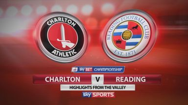 Charlton 3-2 Reading
