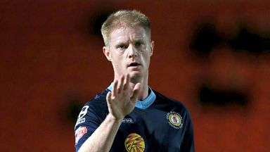 Alan Tate: Likely to miss out