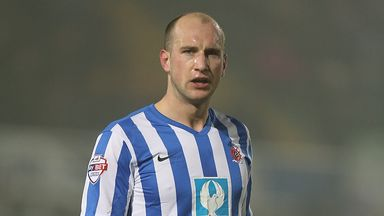 David Mirfin: Set to add to his six starts for Hartlepool