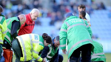 Ryan Inniss: Injury forced end of loan