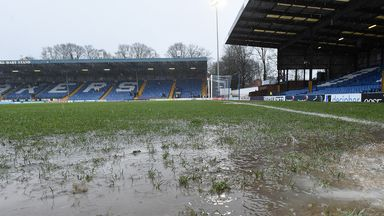 The JD Stadium: Rained out clash being rearranged