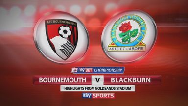 Bournemouth 0-0 Blackburn