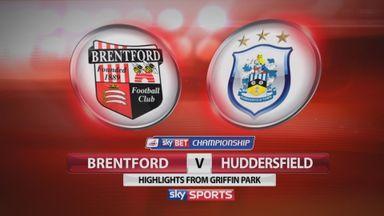 Brentford 4-1 Huddersfield