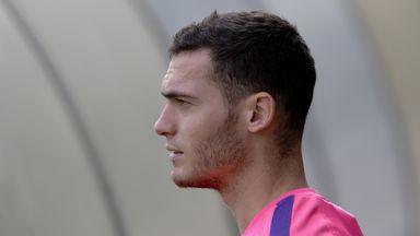 Thomas Vermaelen: Has not seen any action at Barca