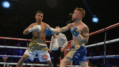 Frampton beat Chris Avalos last weekend but is he the best in the world?