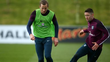 Harry Kane: Gary Cahill backs striker for England start