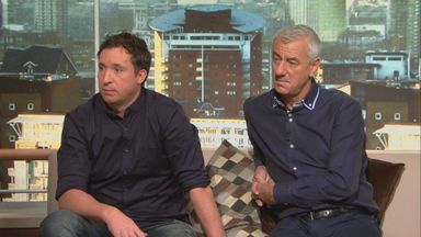 Robbie Fowler and Ian Rush discuss Liverpool's top four hopes on Goals on Sunday
