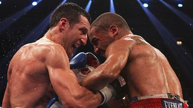 Carl Froch (L) and Andre Ward: Have been ordered to fight each other