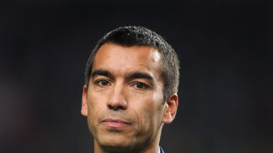 Giovanni Van Bronckhorst: To take over at Feyenoord in the summer.