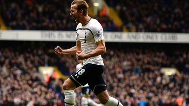 Harry Kane: Poised to tour Australia with Spurs at the end of the season